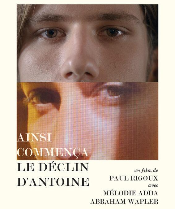 Thus began Antoine's down-going