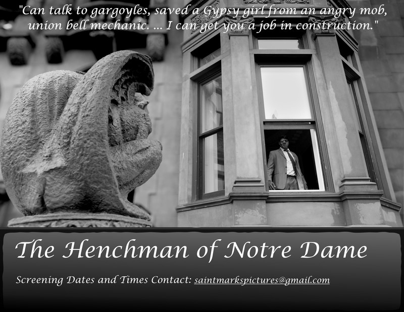 The Henchman of Notre Dame
