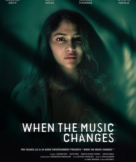 When The Music Changes